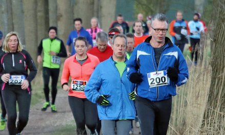 Midwinterloop in Diepenveen