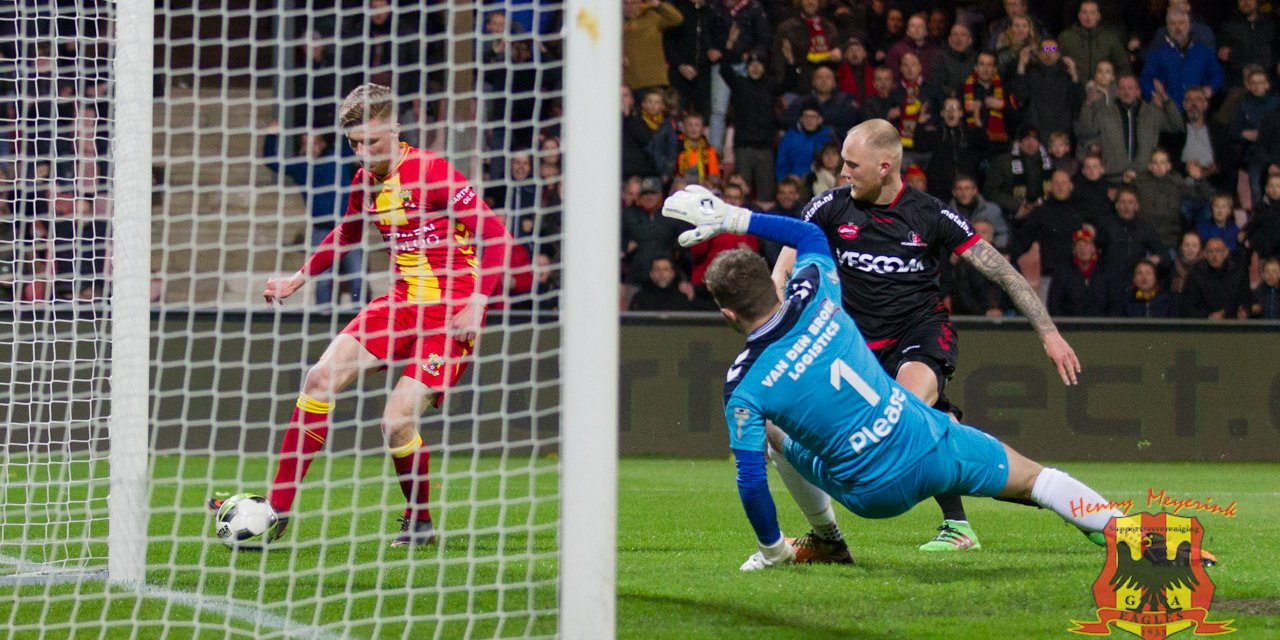Contractsituatie Go Ahead Eagles