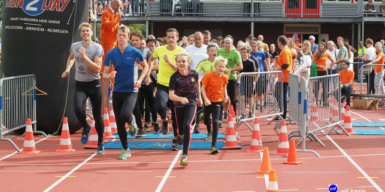 Zesde Deventer obstakelrun