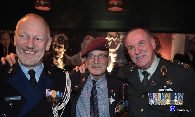 Eerste veteranenstichting in Deventer