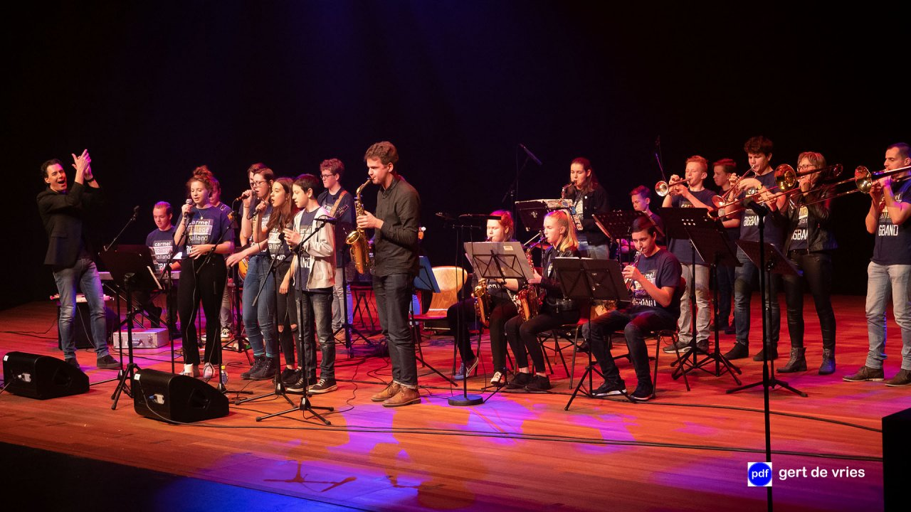 Deventer MuziekMaak Dag in Schouwburg
