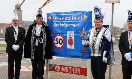Deventer is weer Stokvissengat