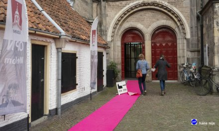 Internationale Vrouwendag in Lebuïnuskerk