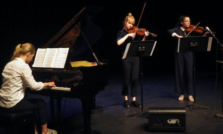 Twee Deventer ensembles in finale JMCO