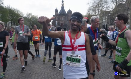 Urban Atletic Series op De Brink
