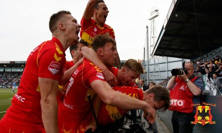 GA Eagles in 'dying seconds' naar finale play-offs