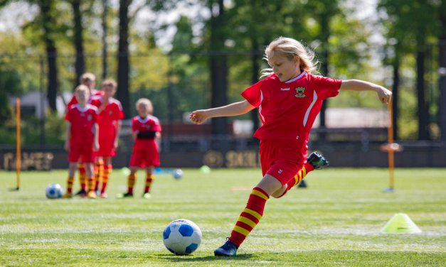 Go Ahead Eagles Soccer Camp en Keeperskampen in zomervakantie