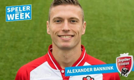 Alexander Bannink is een Eagle