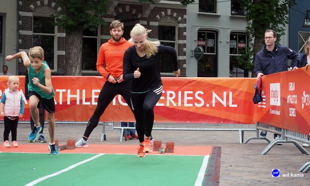 Urban Athletic Series op de Brink