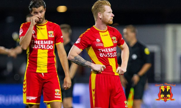 Go Ahead Eagles delft onderspit in Eindhoven