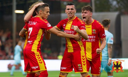 Voorbeschouwing SC Cambuur vs. Go Ahead Eagles