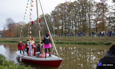 Sinterklaas in Bathmen