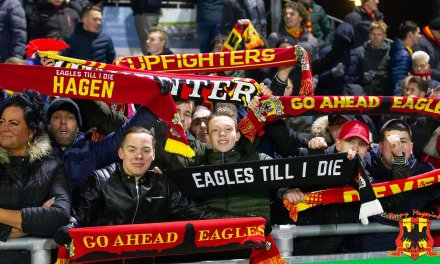 Go Ahead Eagles bekert door