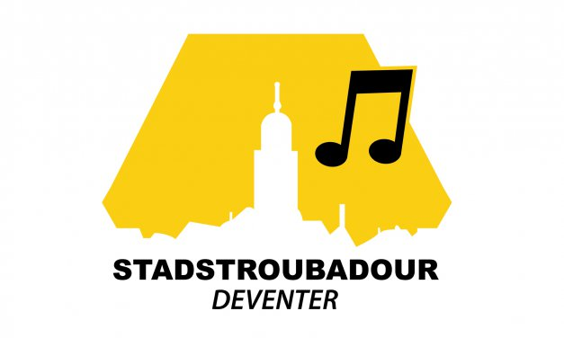 Deventer Stadstroubadour van start