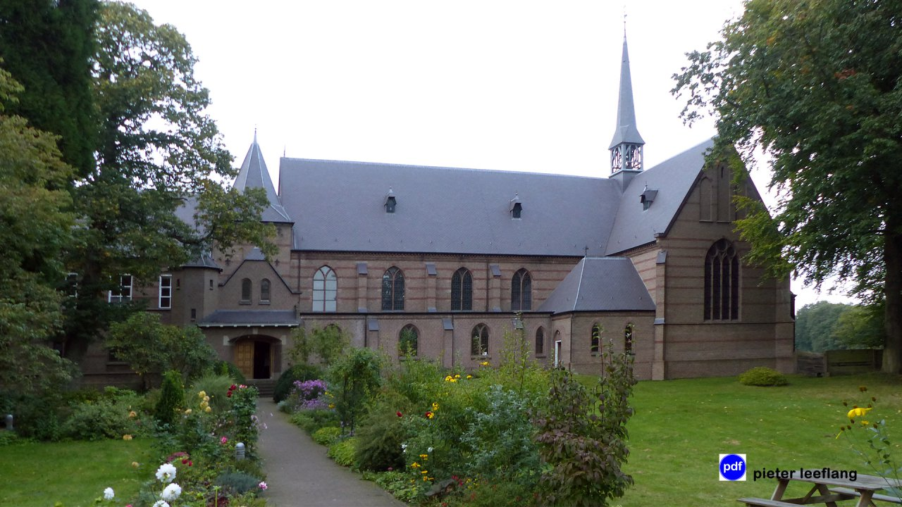 Anglicaanse Choral Evensong in Nieuw Sion