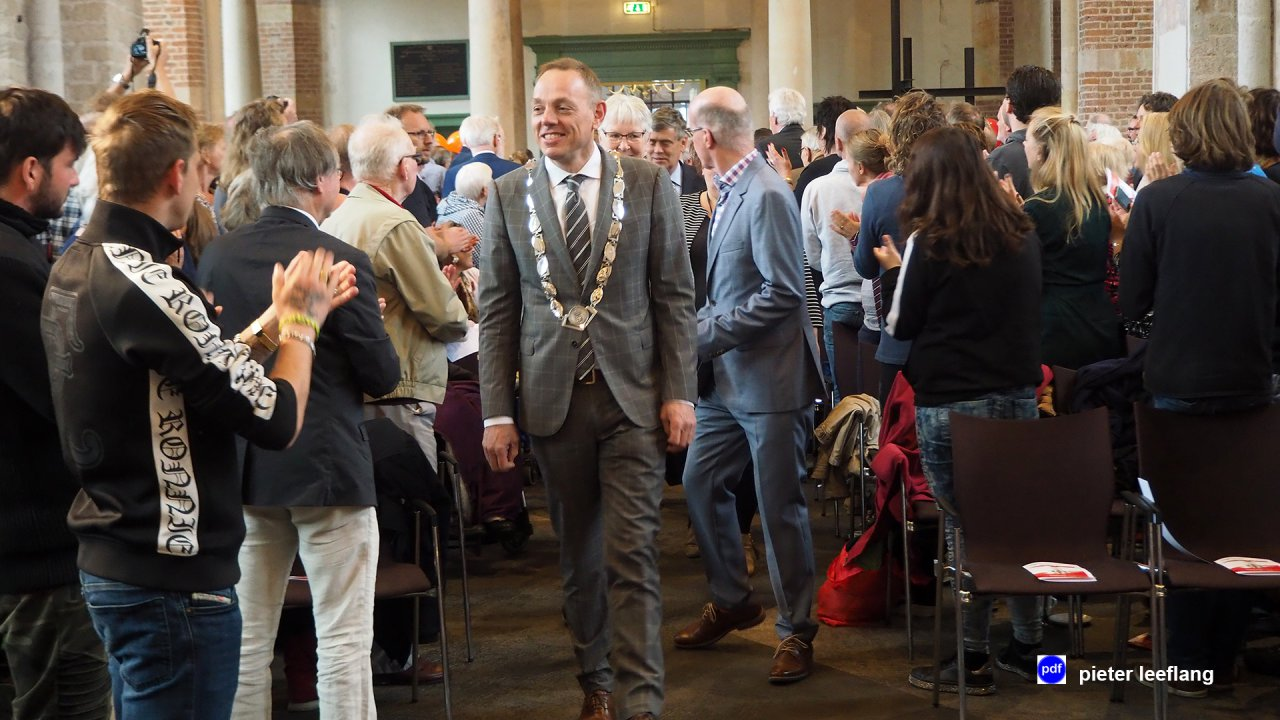 Alternatieve Lintjesregen in Deventer