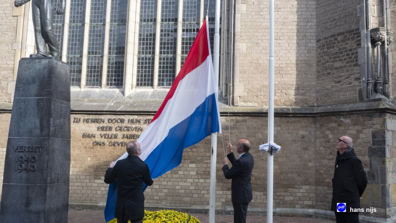 4 mei 2020 in Deventer