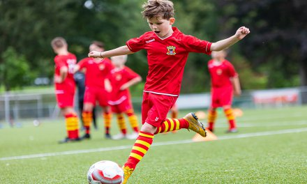 Inschrijvingen Go Ahead Eagles Soccer Camps geopend
