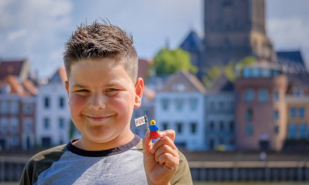 Bouw mee aan Deventer in LEGO!