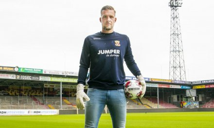 Mitchel Michaelis tekent contract bij Go Ahead Eagles